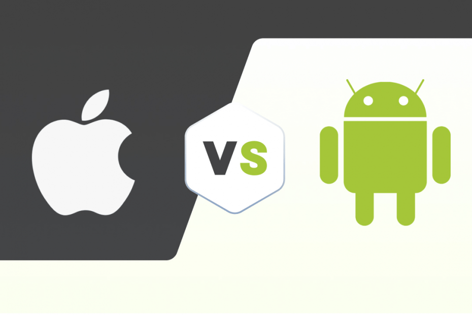 ios-vs-android-comparison-min | mobile app development, ios vs. android development, why android is better, ios vs. android, which is better, why android is better than ios, hire ios developers, hire ios app developers, custom application development, hire android developers