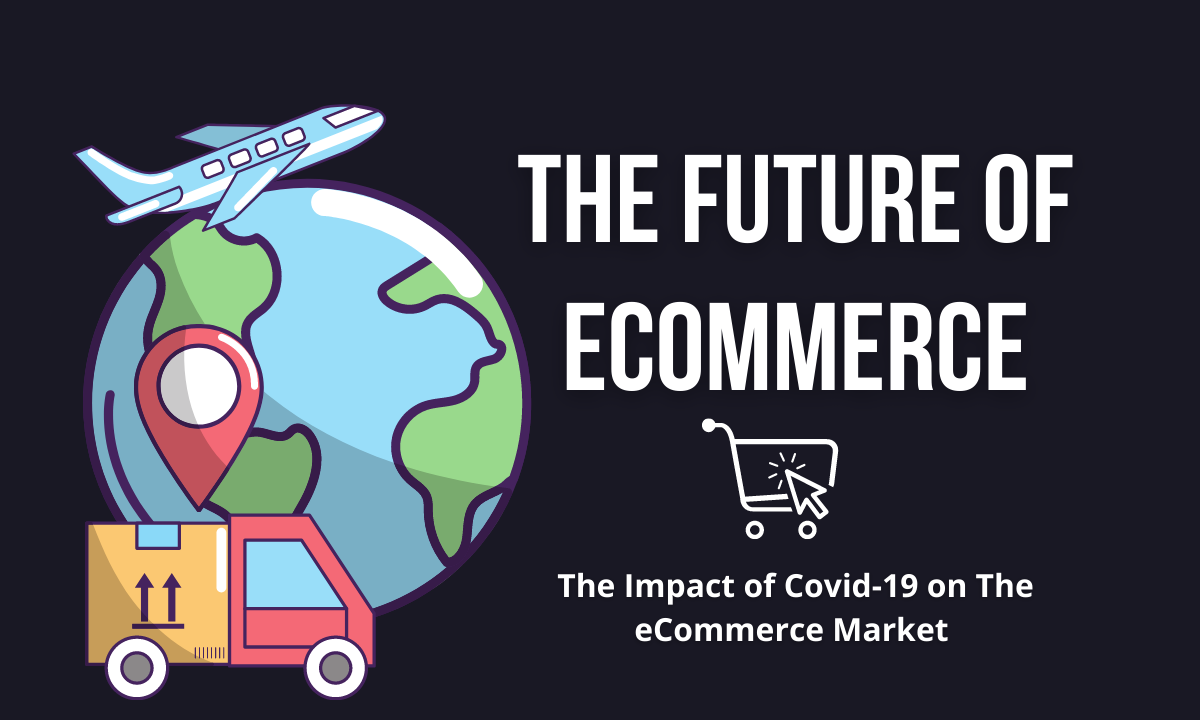 """How COVID-19 Has Changed """"The Future of eCommerce"""""""