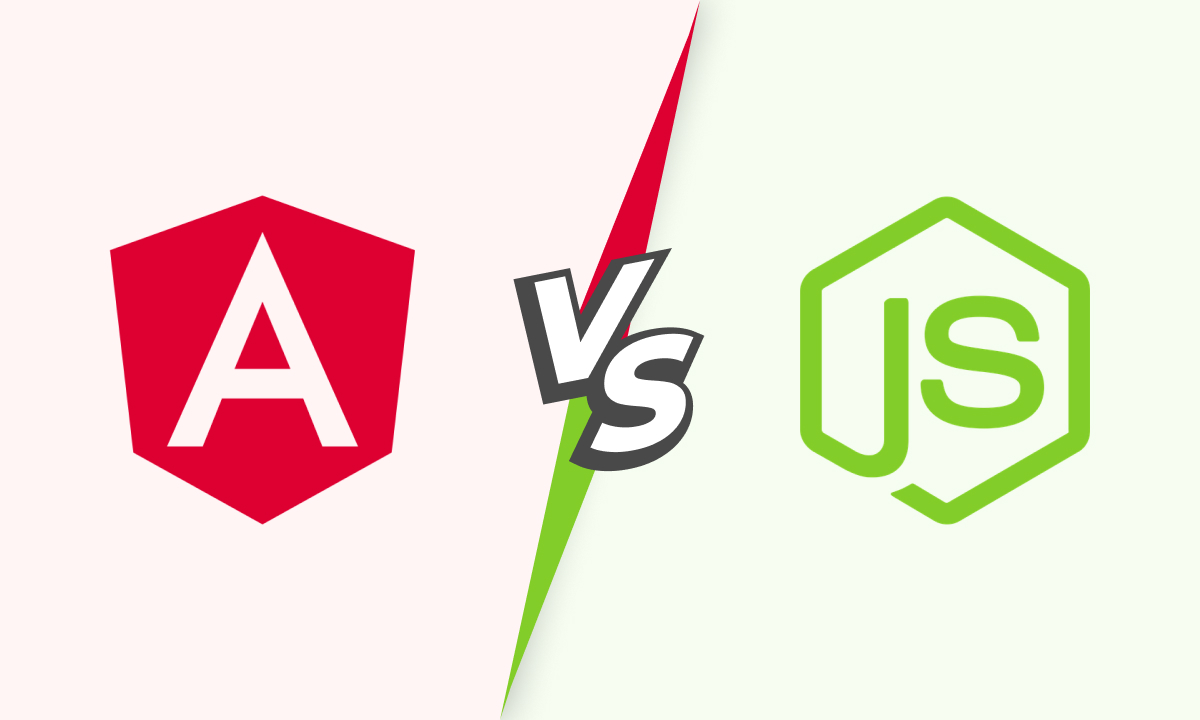 Angular.JS vs Node.JS    Find the best for your project - Valuecoders