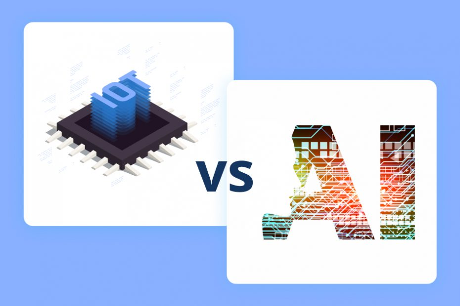 IoT vs AI: Top Differences to Know Between Two Strong Rivals