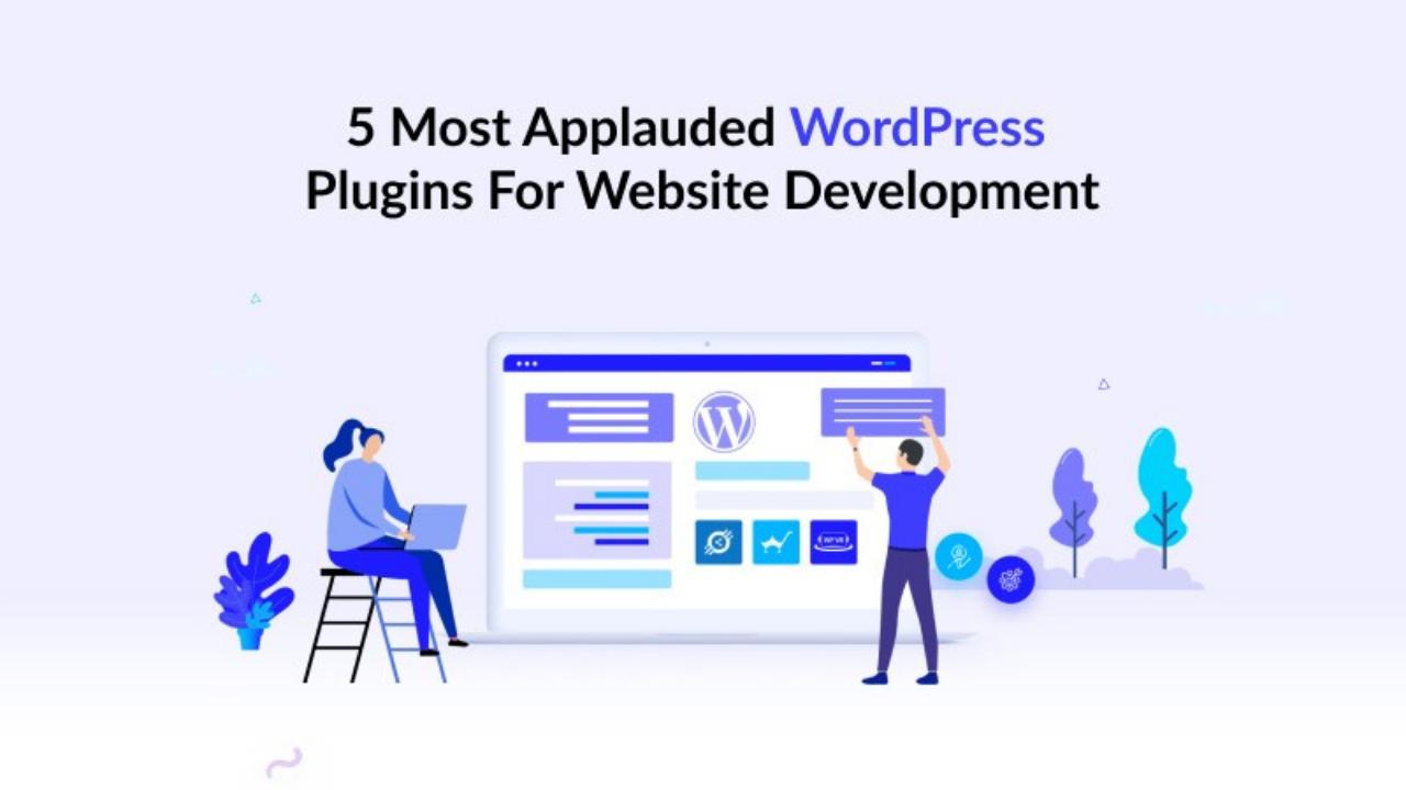 WordPress Plugins for Website Development