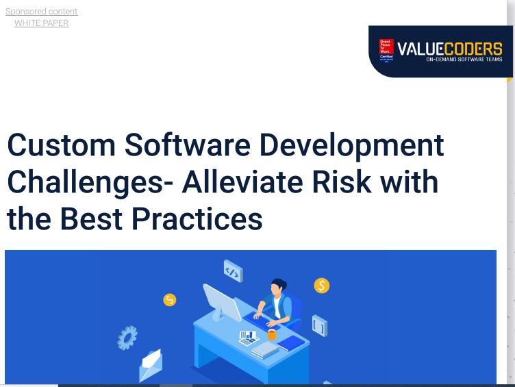 custom software application