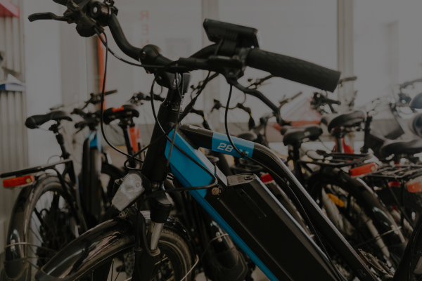 eCommerce platform for e-bikes