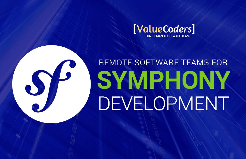 Hire Symfony Developers | Symfony Development Company India
