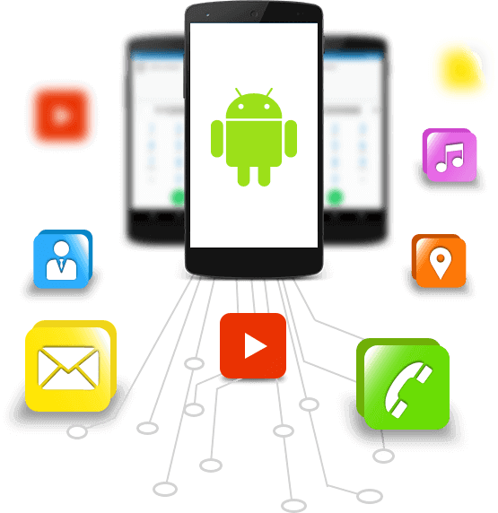 Outsource Dedicated Android Developers