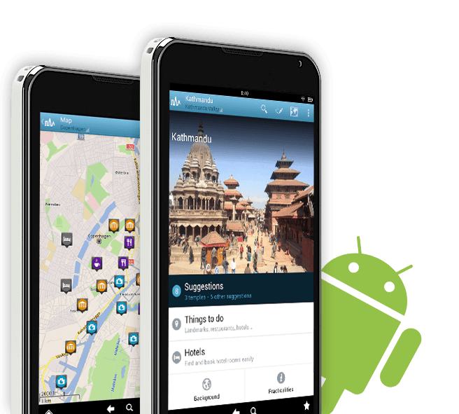 Offshore Android Developer India - Featured Project - 1