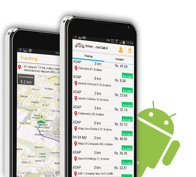 Offshore Android Developer India - Featured Project - 2