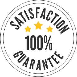 Satisfaction Gaurantee- Logo - 2